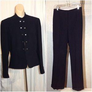 Women's Size 10 Tahari Arthur S Levine Pant Suit